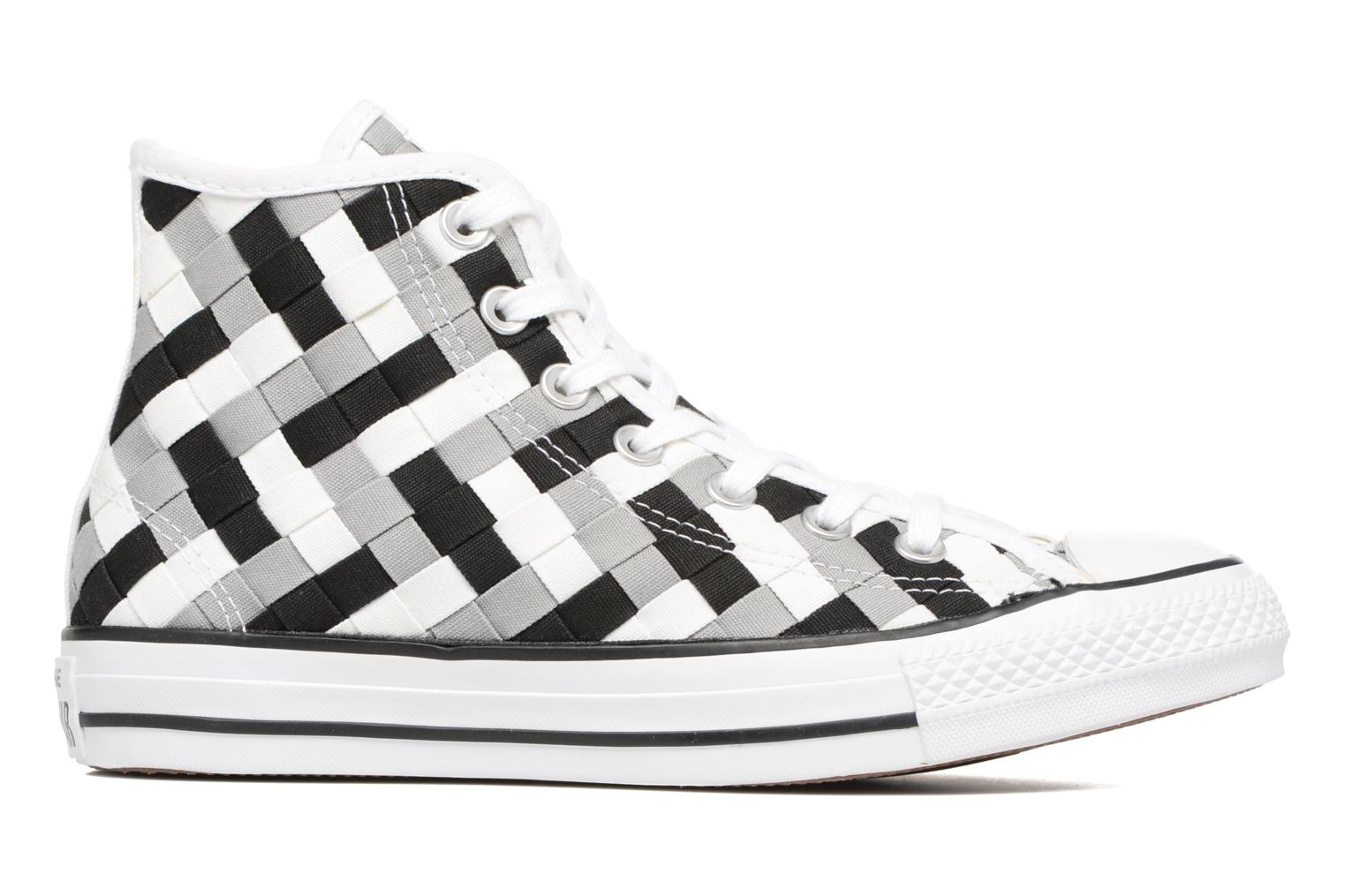 Chuck Taylor All Star Coton Hi Woven Canvas W Dolphin/Black/White
